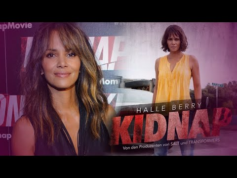 Halle Berry on dominating the screen in Kidnap Movie