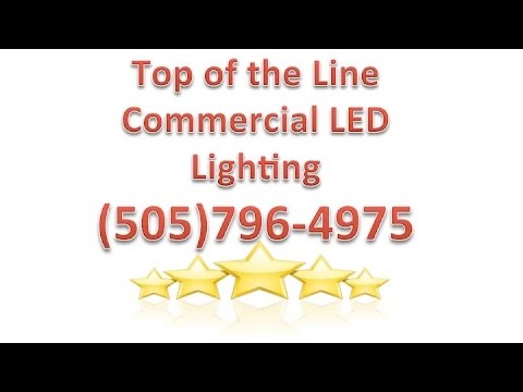 Commercial LED Lighting Questa, NM (505) 796-4975