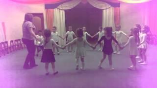Открытый урок танцевальной студии Фантазия