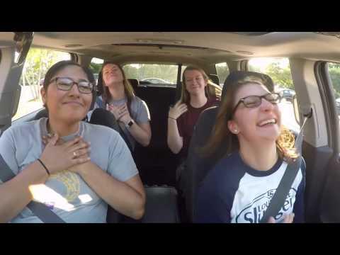 Dance Marathon Carpool Karaoke