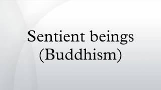 Sentient beings (Buddhism)