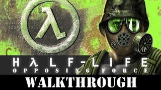 [PC] Half-Life Opposing Force (1999) Walkthrough