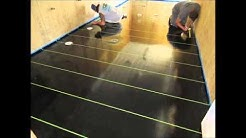 How to install Epoxy Tile in Columbus, Ohio for Concrete Flooring Contractors