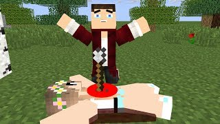 Amazing love story 1 - Sad Minecraft Animation