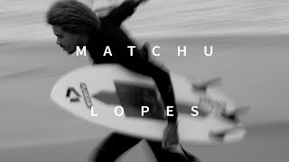 KNOT FUTURE: Small Talk with Matchu Lopes.