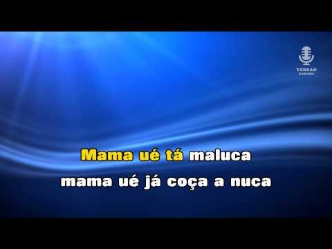 ♫ Karaoke A CABEÇA DÓI - Bélito Campos