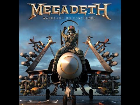 "Megadeth announce new 35 track greatest hits set ""Warheads On Foreheads""!"