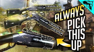 Use THIS GUN to eliminate EVERY opponent!! - Apex Legends