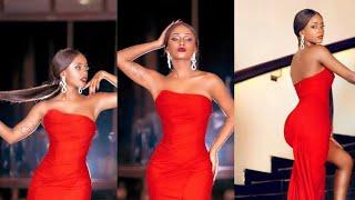 Vanessa Mdee Celebrity anenyoosha Kwa Sasa Tanzania!