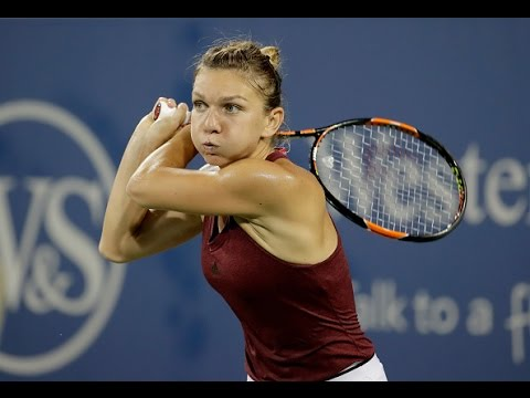 2016 Western and Southern Open Quarterfinals | SImona Halep vs Agnieszka Radwanska | WTA Highlights