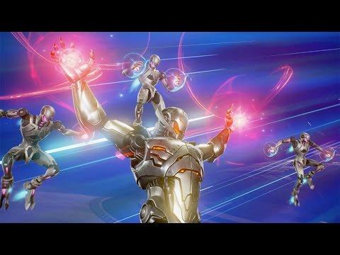 Marvel vs. Capcom: Infinite - Gameplay Trailer 2