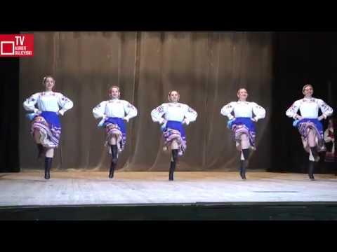 Taniec łemkowski – frajerka- zespół Łemkowyna