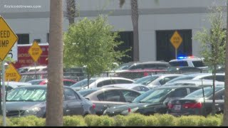Man shot, killed while applying to Amazon facility in Jacksonville's Northside