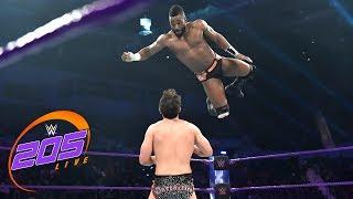 Cedric Alexander vs. Noam Dar: WWE 205 Live, June 6, 2017