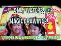 Magic Water Drawing Mat | Doodle Mat Learning Educational Learning Toy Review |SistaHappyTimesReview