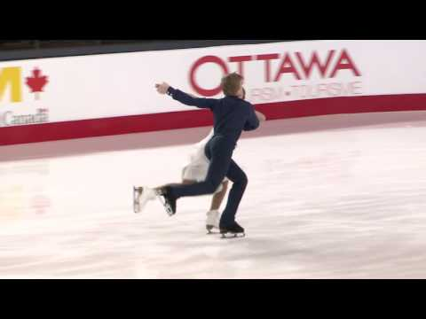 D'ALESSANDRO | WADDELL - Novice Pattern Dance 1  - 2017 Canadian Tire National Skating Championships