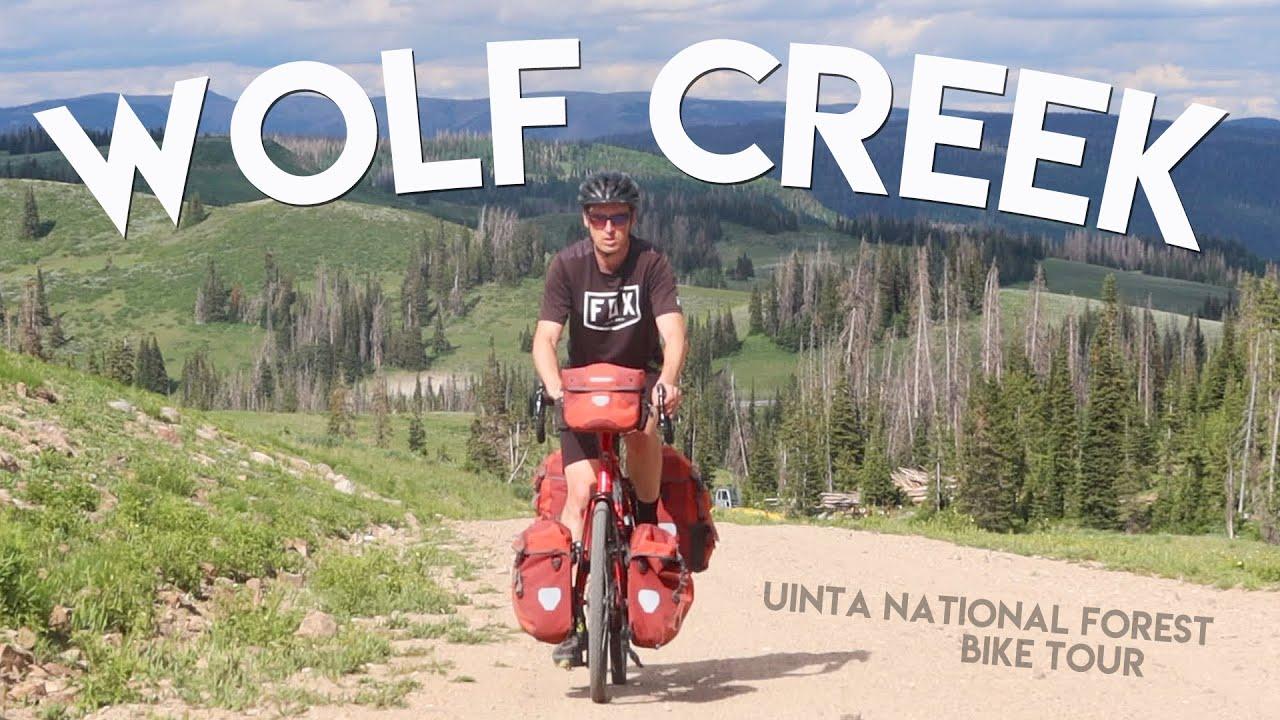 Biking The Wolf Creek Ridgeline - Utah National Forest Bike Tour