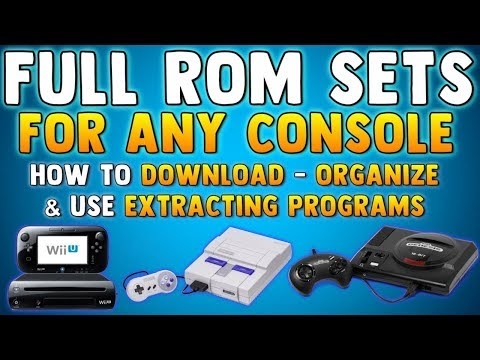 HOW TO GET ROM SETS (No Intro Roms) How To Download Roms (SNES, NES
