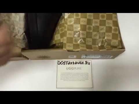 Как купить оригинальные мужские угги мини кожаные UGG Australia? (обзор)