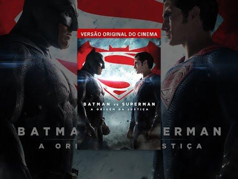 Batman VS Superman. A Origem Da Justiça Dublado