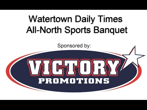 2015 Watertown Daily Times All-North Sports Banquet