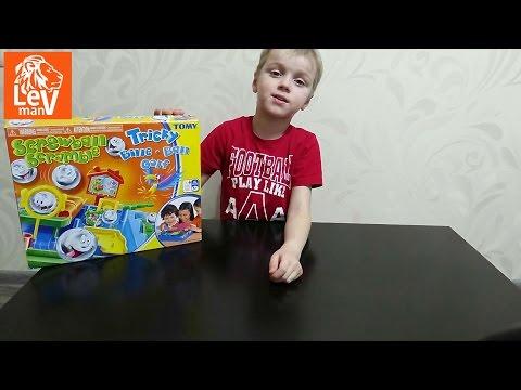 TOMY screwball scramble - игра упрямый шарик прохождение