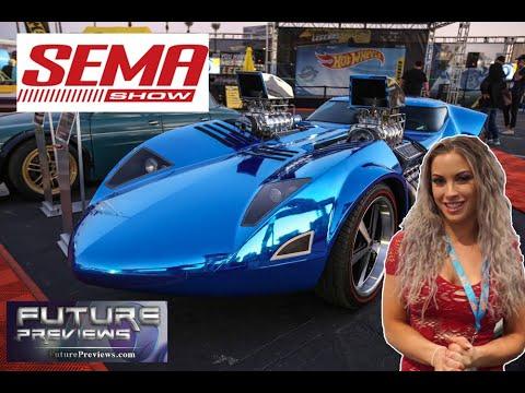 "SEMA 2019 Recap "" 2020 Corvette , New Rims , Drifting , Sick Burnouts !!"