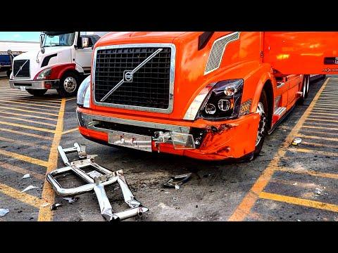 Rookie Trucker VS Brand New Volvo