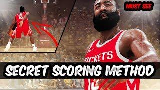 DESTROY EVERYONE - Secret Scoring Technique NBA 2K19  - Game Changer - Hold off Defender (HD)