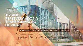 Culto- Manhã - 05/07/2020 - Rev. Elizeu Dourado de Lima