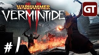 Warhammer: Vermintide 2 - Koop-Gameplay #1 aus der Closed Beta (german / deutsch)