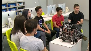 Թումոյի ռոբոտը Վաշինգտոնում հրաշքներ է գործել