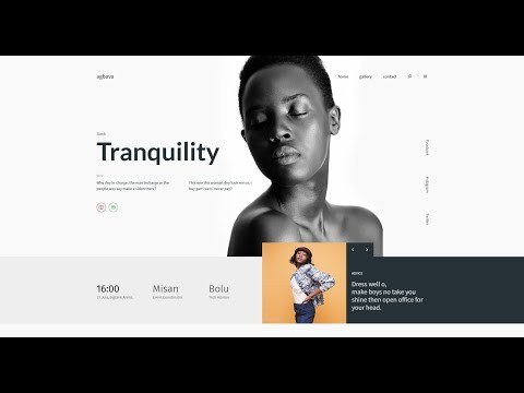 02 Easy Landing Page Tutorial With HTML & CSS (Pidgin English Tutorial) Agbava