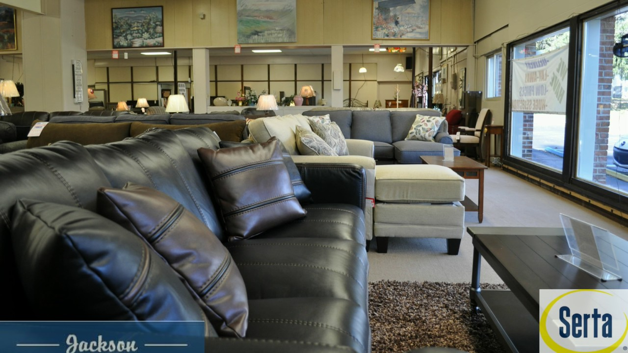 Charmant Furniture, Sofas, Recliner, Beds, Chairs In Jackson, Albion ...