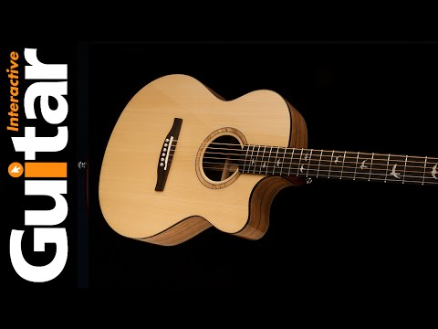 5464046e8f9 PRS SE Alex Lifeson Electro Acoustic | Review | Guitar Interactive - YouTube
