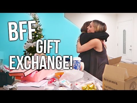 BFF GIFT SWAP!!