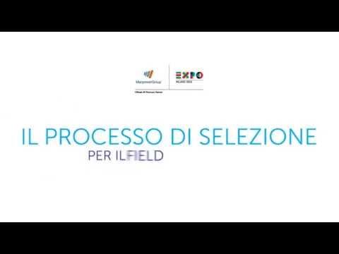 Il processo di selezione per il Field Force Team Expo 2015 | ManpowerGroup Italia
