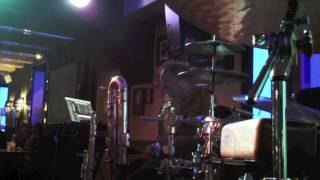 first minutes of the second set at Barrio5, Zürich, Switzerland on ...
