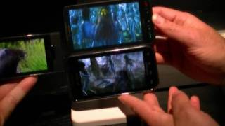 Samsung Galaxy S vs. HTC HD2 vs. Zune HD