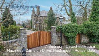 Flaxmoss House, Campion Drive, Haslingden, Rossendale   Miller Metcalfe