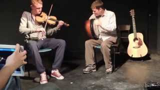 Jim Higgins (2) teacher's recital - Craiceann 2014 video notes