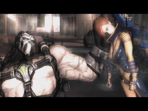 Injustice: Gods Among Us - All Super Moves on Giganta (1080p 60FPS)