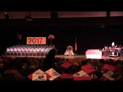 Fabius Pompey Class of 2017 Graduation Ceremony