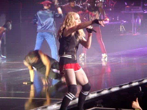 Madonna | Into The Groove (live in MSG 06.10.08)