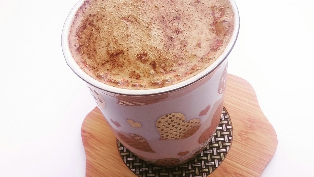 Coffee with honey recipe / how to make coffee latte without espresso at home/Cafe latte recipe ...