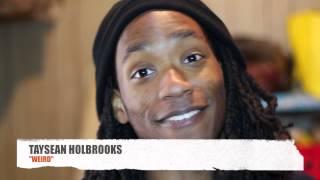 Taysean Holbrooks Catawba music auditon 2015