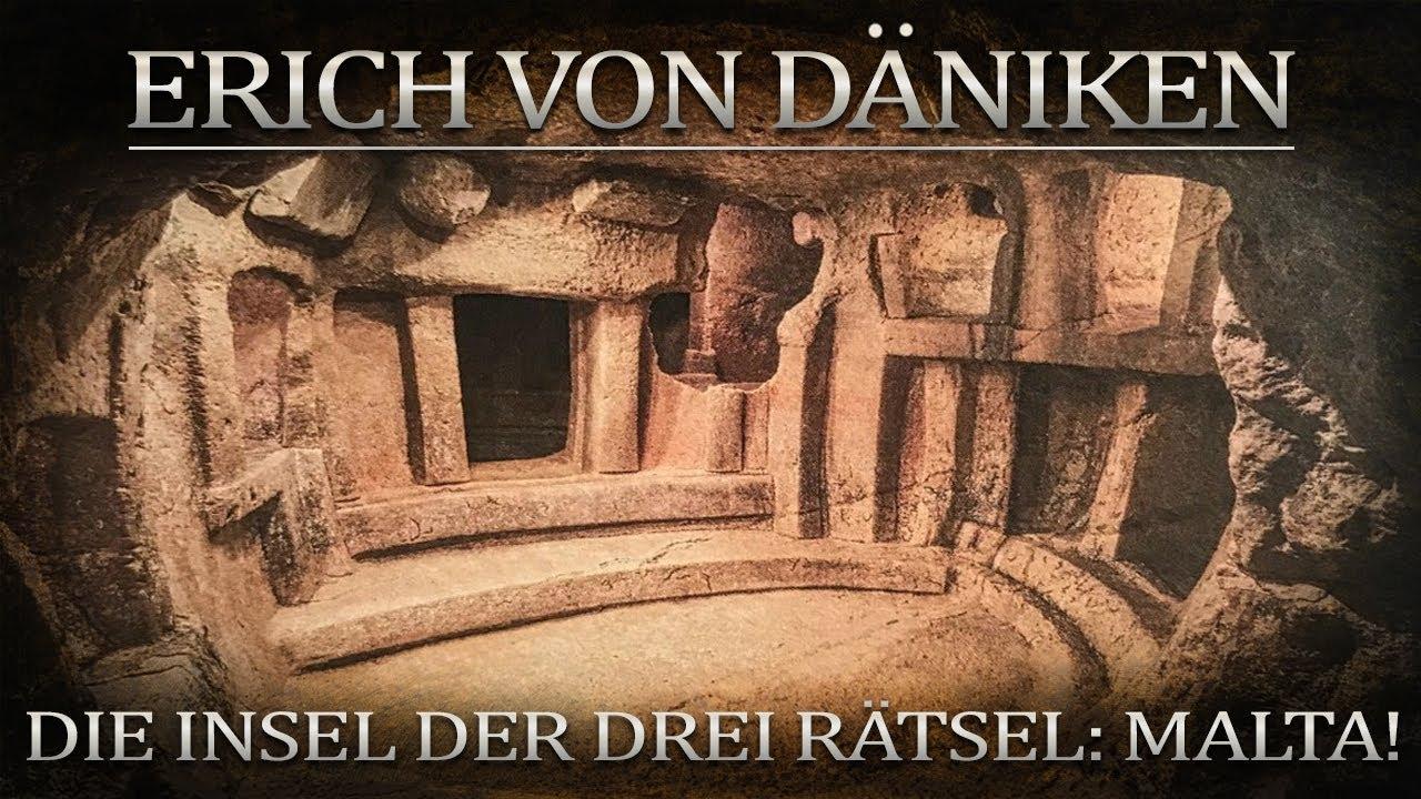 Erich von Daniken Die Insel der drei Rätsel