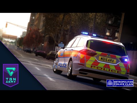 GTA IV LCPD:FR - Met Police Clan LIVE - Live Stream 14 - With Gold Command - Q&A