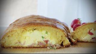 Brunch Recipes - How to Make Scrambled Egg Brunch Bread