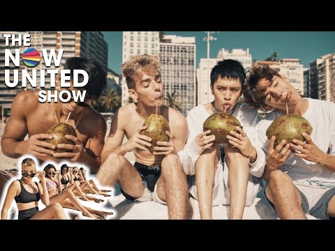 Surprise Parties, Samba and Scenic Views …Rio We LOVE You!! - S2E37 - The Now United Show